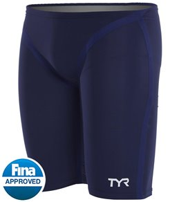 티어 맨 수영복 실내용 5부 TYR Tracer B-Series Jammer Tech Suit,Navy