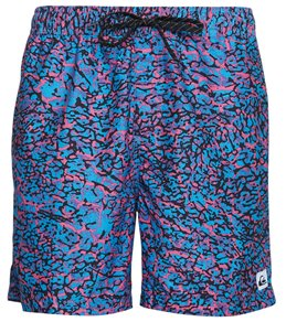 f5a2a1321a8 Quiksilver Fineline 17 Volley Board Shorts