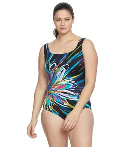 dec7a8a4dda Longitude Plus Size Swimwear at SwimOutlet.com