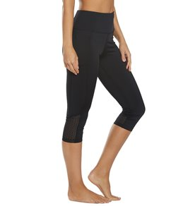 0d45b5b1e532e Women's Yoga Capri Leggings - Largest Selection at YogaOutlet.com