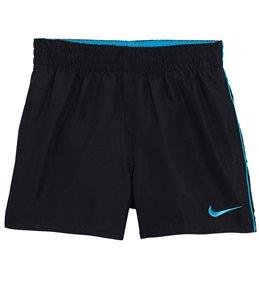 c2668383c2 Nike Boys' 13 Embroidered Swoosh Swim Volley Shorts (Big Kid)
