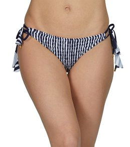9db1379414 Anne Cole Don't Smock Me Loop String Bikini Bottom