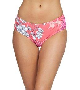 Beach House Garden State Maddy Shirred Bikini Bottom c75ecc178