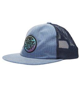 c5ce74fd769f45 Rip Curl Retro Wettie Trucker Hat