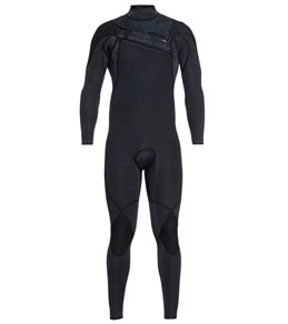 9b79c3c38944 Quiksilver 3/2mm Highline Limited Monchrome Chest Zip Wetsuit