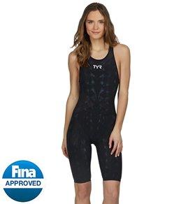 d08b6fe9f17bb TYR Women s Open Back Venzo Tech Suit Swimsuit