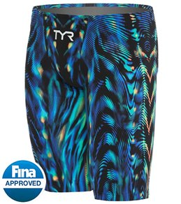 779181fa95281 TYR Men's Venzo Genesis Jammer Tech Suit Swimsuit