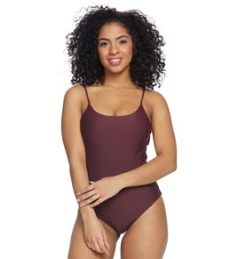 61a3b8e2653c7 Body Glove Smoothies Simplicity One Piece Tank Swimsuit