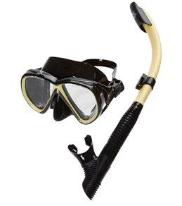 IST Adult Snorkeling Mask and Snorkel eea7cfa67