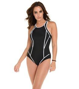 d0a0b43208494 Miraclesuit Prismatix Line Up One Piece Swimsuit
