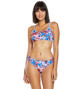 ac3d578cbad Dolfin Women's Uglies Liberty Workout Two Piece Swimsuit Set