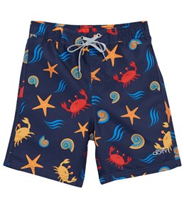 d04fb491b4 Dolfin Little Dolfin By The Sea Swim Trunks