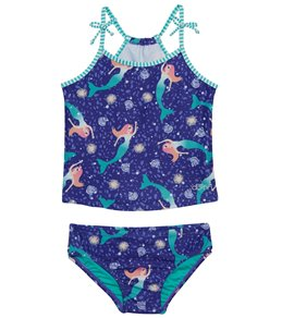6a6f61e6fb Dolfin Little Dolfin Toddler I Dream of Mermaids Tankini Set