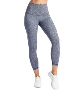 96e55c528a DYI Signature Jersey Moss High Waisted 7/8 Yoga Leggings
