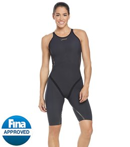 cc900f47922c FINIS Women s Rival 2.0 Closed Back Kneeskin Tech Suit Swimsuit