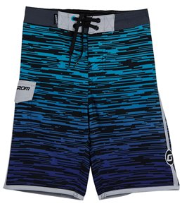332275de11205 Grom Boys' Circuit Board Short (Little Kid, ...
