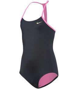 896a6110615 Nike Girls' Swimwear at SwimOutlet.com