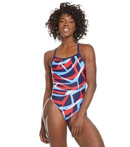 0fcc427941a22 Speedo Women's Pro LT Higher Level Fly Back One Piece Swimsuit