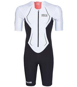 a87e4784 Huub Men's Dave Scott Long Course Sleeved Tri Suit