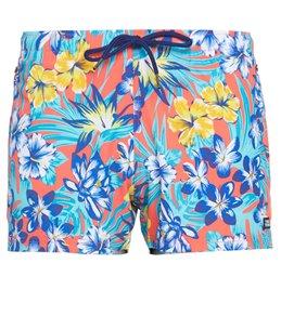 8a5ec450596 Funky Trunks Men's Aloha From Hawaii Shorty Water Short