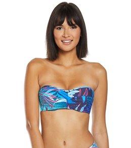 0021f8f6cdbad Sunsets Ocean Paradise Iconic Twist Bikini Top (D/DD Cup)
