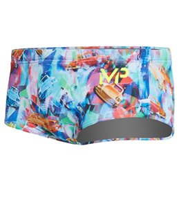 f4edd459d MP Michael Phelps Men s Vintage Square Leg Brief Swimsuit