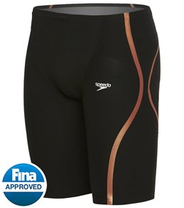 스피도 맨 강습용 5부 수영복 Speedo Mens LZR Pure Intent High Waist Jammer Tech Suit Swimsuit