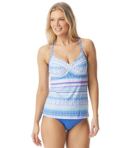 3f820907b9 Beach House Beechy Keen Underwire Lucy Twist Front Tankini Top