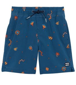 3cc2fdf72e Billabong Boys' Sundays Layback Trunk (Toddler, ...