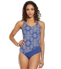 b0297da1441 Amoena Mastectomy Macau Scoop Neck One Piece Swimsuit (B/C Cup)