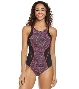 341b54b8dc413 Amoena Mastectomy Orlando High Neck One Piece Swimsuit (B/C Cup)