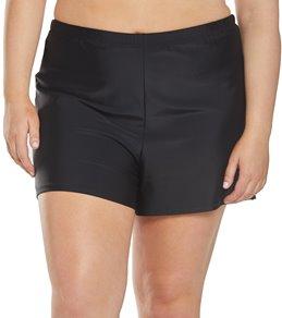 a763dc800d Women's Plus Size High Waist Bikini Bottoms at SwimOutlet.com