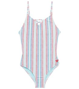 c3d953edd8509 Disney x Roxy Girls' Treasure One Piece Swimsuit (Little Kid, ...