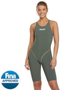05e5be6661579 Jaked Women's JALPHA Open Back Tech Suit Swimsuit