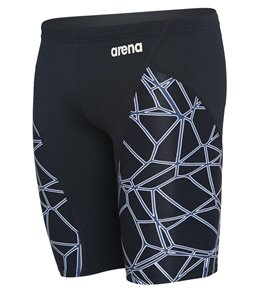아레나 맨 강습용 5부 수영복 Arena Mens Carbonics MaxLife Pro Jammer Swimsuit