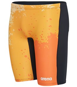 아레나 맨 강습용 5부 수영복 Arena Mens Spraypaint MaxLife Jammer Swimsuit