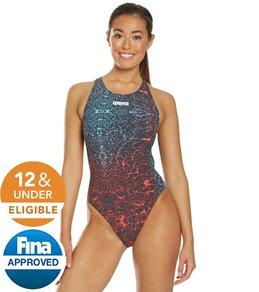 c93c2adbc04 Arena Women's Powerskin ST Classic Tech Suit Swimsuit Quick view. Video
