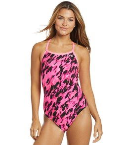 티어 여성 수영복 강습용 원피스 스윔수트 TYR Womens Draco Diamondfit One Piece Swimsuit
