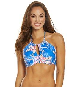 287c8f4d02 Women's Designer High Neck Bikini Tops at SwimOutlet.com