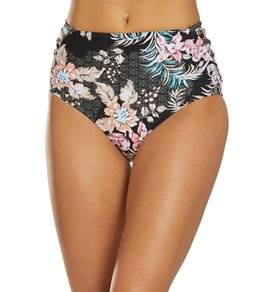 15eb640701 Women's Missy High Waist Bikini Bottoms at SwimOutlet.com