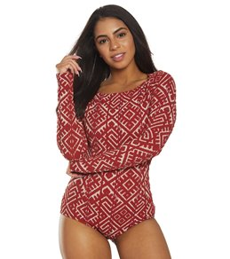 a07f3ea0e16e3 Buy Women's Active Longsleeve One Piece Swimsuits Online at ...