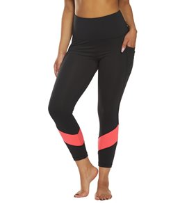 ac53f43fc9 Women's Yoga Capri Leggings - Largest Selection at YogaOutlet.com