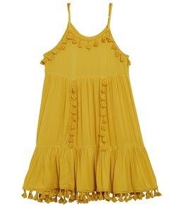 0231fc470b Billabong Girls' Sunny Gazer Dress (Little Kid, ...
