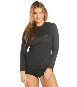 ONeill Womens Basic Upf 30+ Long Sleeve Sun Shirt
