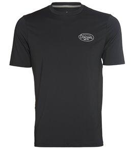 볼컴 Volcom Mens Lit Short Sleeve Surf Shirt