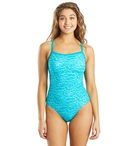 나이키 Nike Womens Wild One Piece Swimsuit