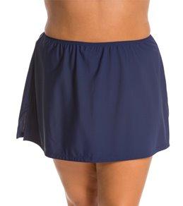 Topanga Plus Size Cover Up Swim Skirt