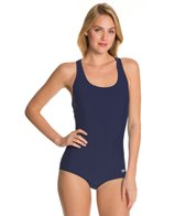 Speedo Ultraback Conservative One Piece Swimsuit