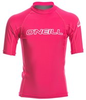 oneill-youth-basic-skins-performance-fit-short-sleeve-crew-rashguard
