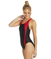 sporti-piped-splice-wide-strap-one-piece-swimsuit